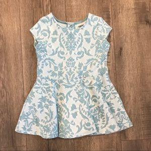 NEW ⭐️ Light Blue Floral Dress